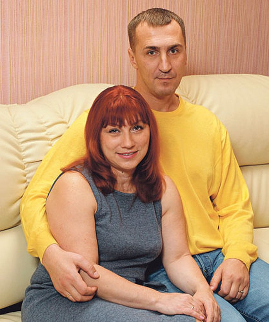 Роза Сябитова и Юрий Андреев