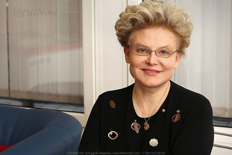 Елена Малышева - доктор медицинских наук, телеведущая