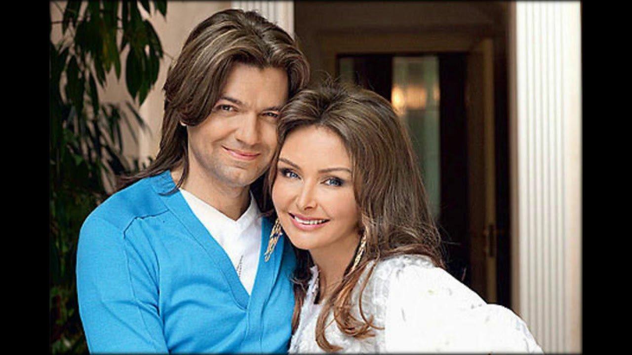 Дмитрий и Елена счастливы в браке