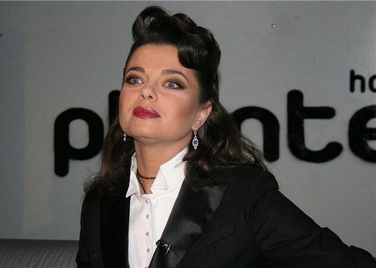 Известная певица - Наташа Королёва