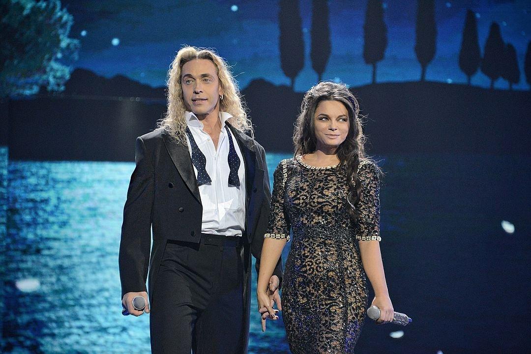 Наташа Королёва и Сергей Глушко