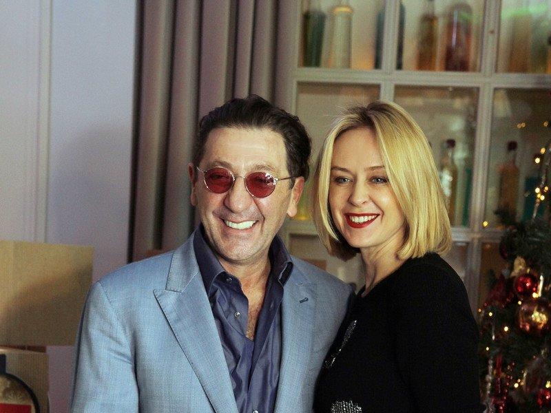 Григорий Лепс и Анна Шаплыкова