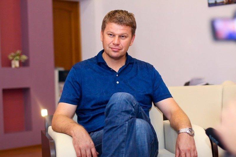 ДмитрийДмитрий  Губерниев -Спортивный комментатор Дмитрий