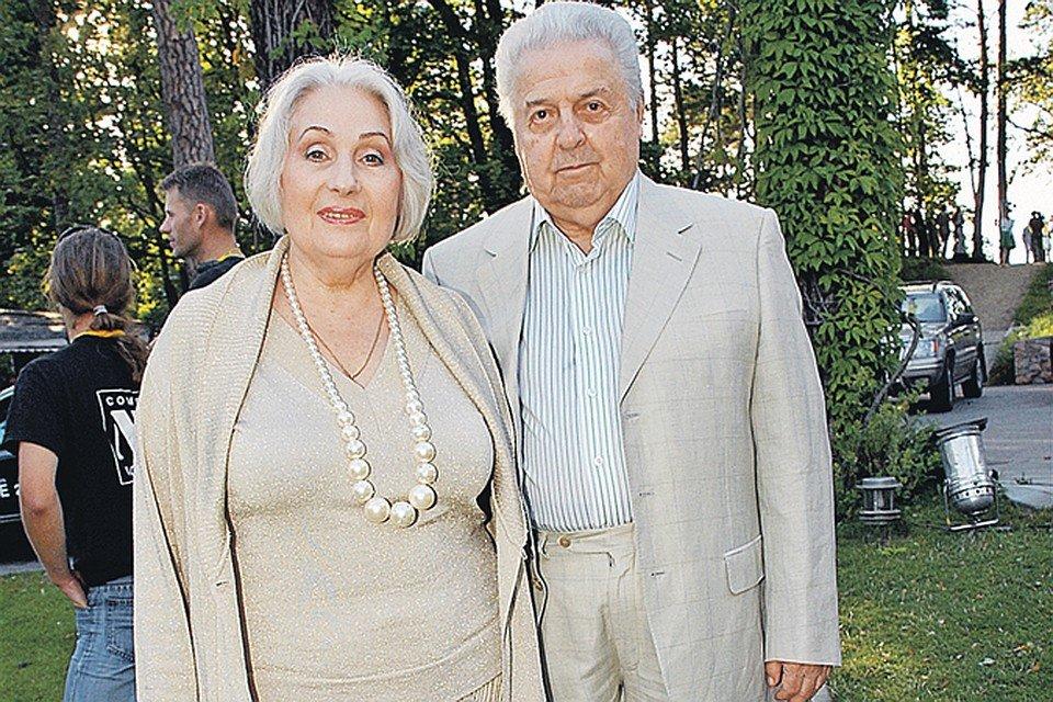 Их счастливый брак с Лидией Николаевной продлился 52 года