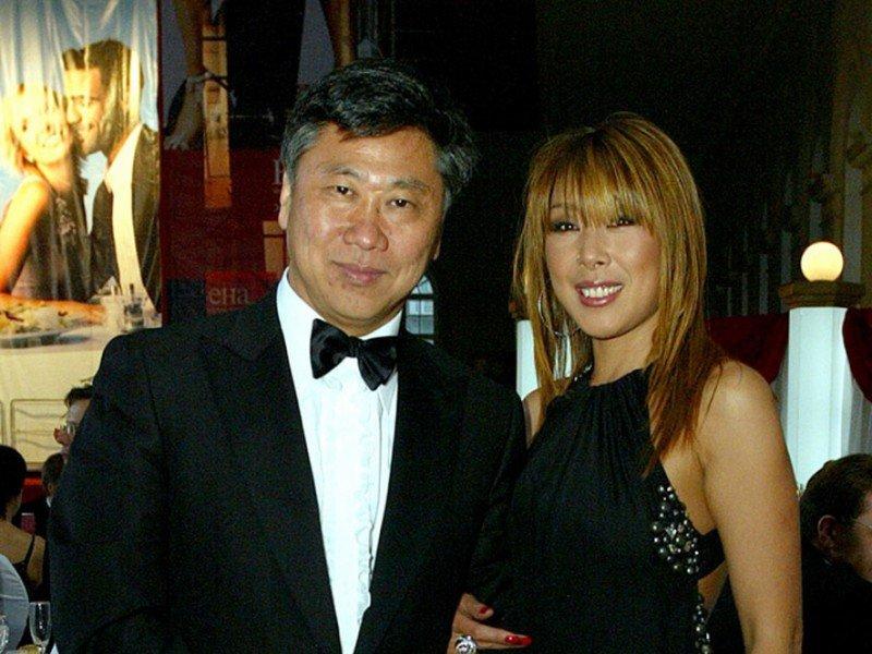 Анита и Сергей Ким