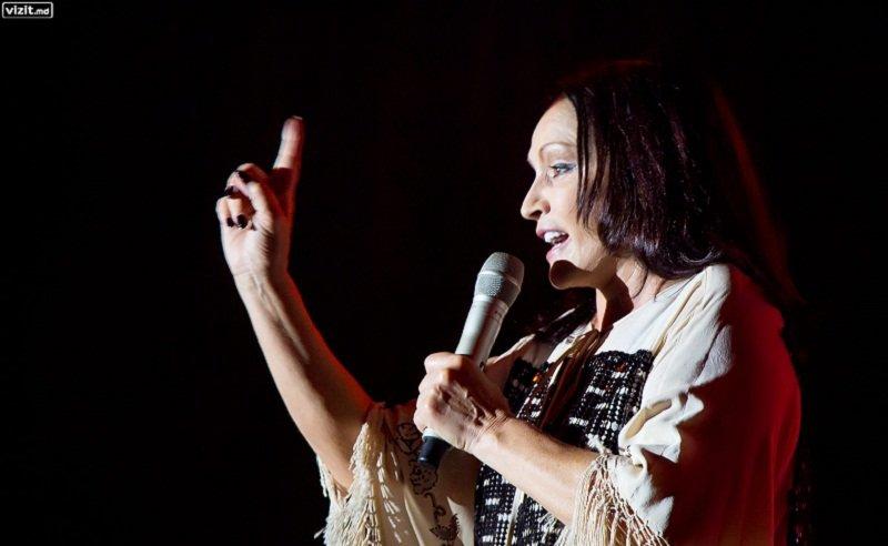 Советская и украинская эстрадная певица и актриса