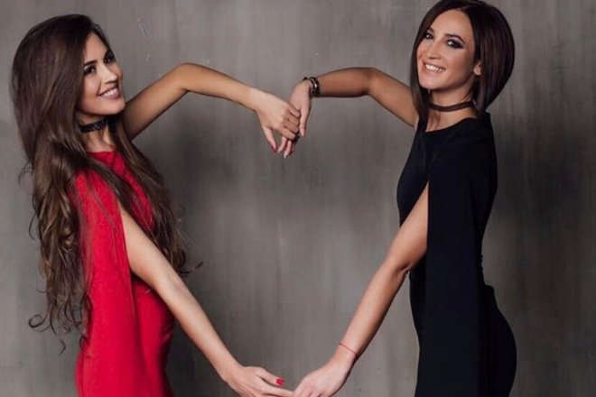 Анна Бузова и Ольга Бузова сейчас