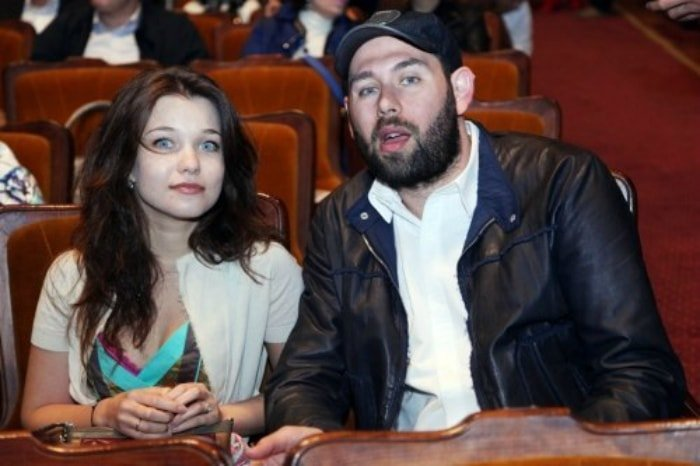 Семен Слепаков и Карина