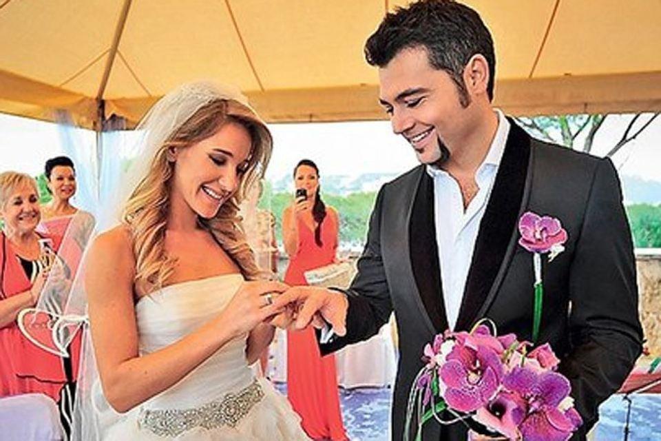 Алексей Чумаков и Юлия Ковальчук свадьба