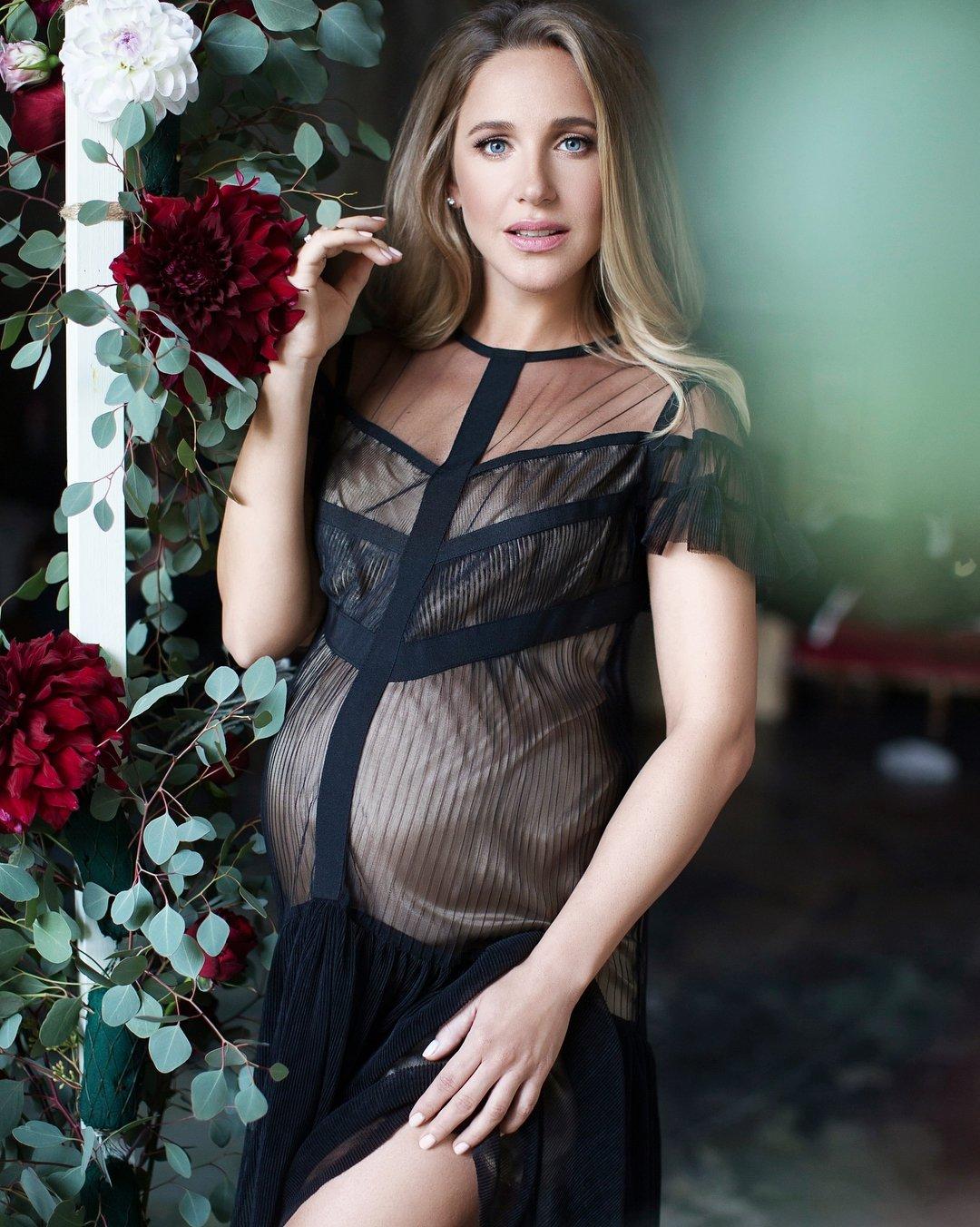 Юлия Ковальчук беременна