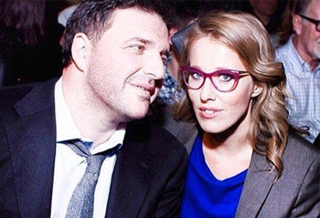 Максим Виторган снова публично признался Ксении Собчак в любви
