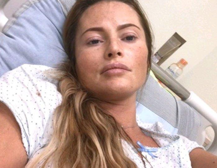 Вид Борисовой на больничной койке ужаснул поклонников