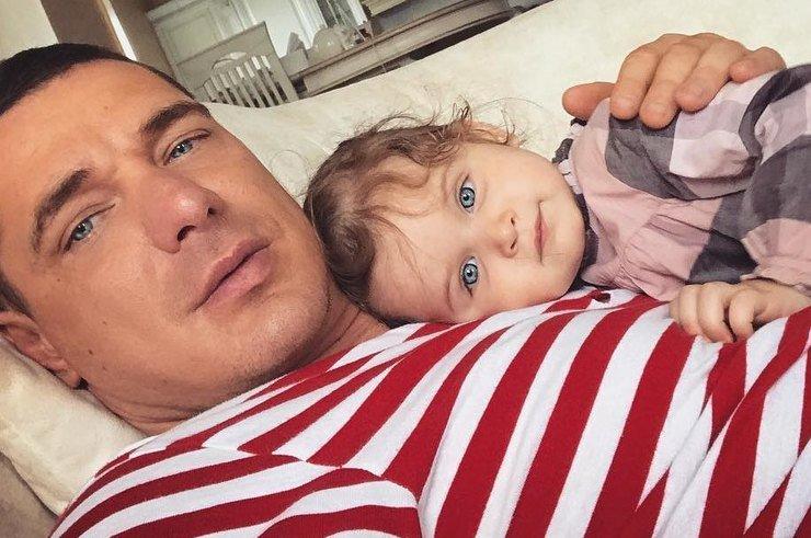 Курбана Омарова с дочерью Теей