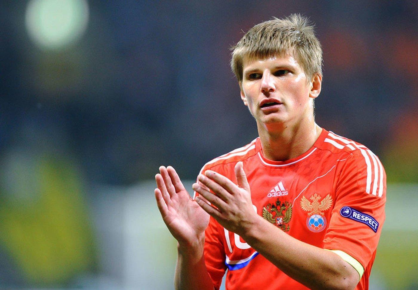 Футболист - Андрей Аршавин
