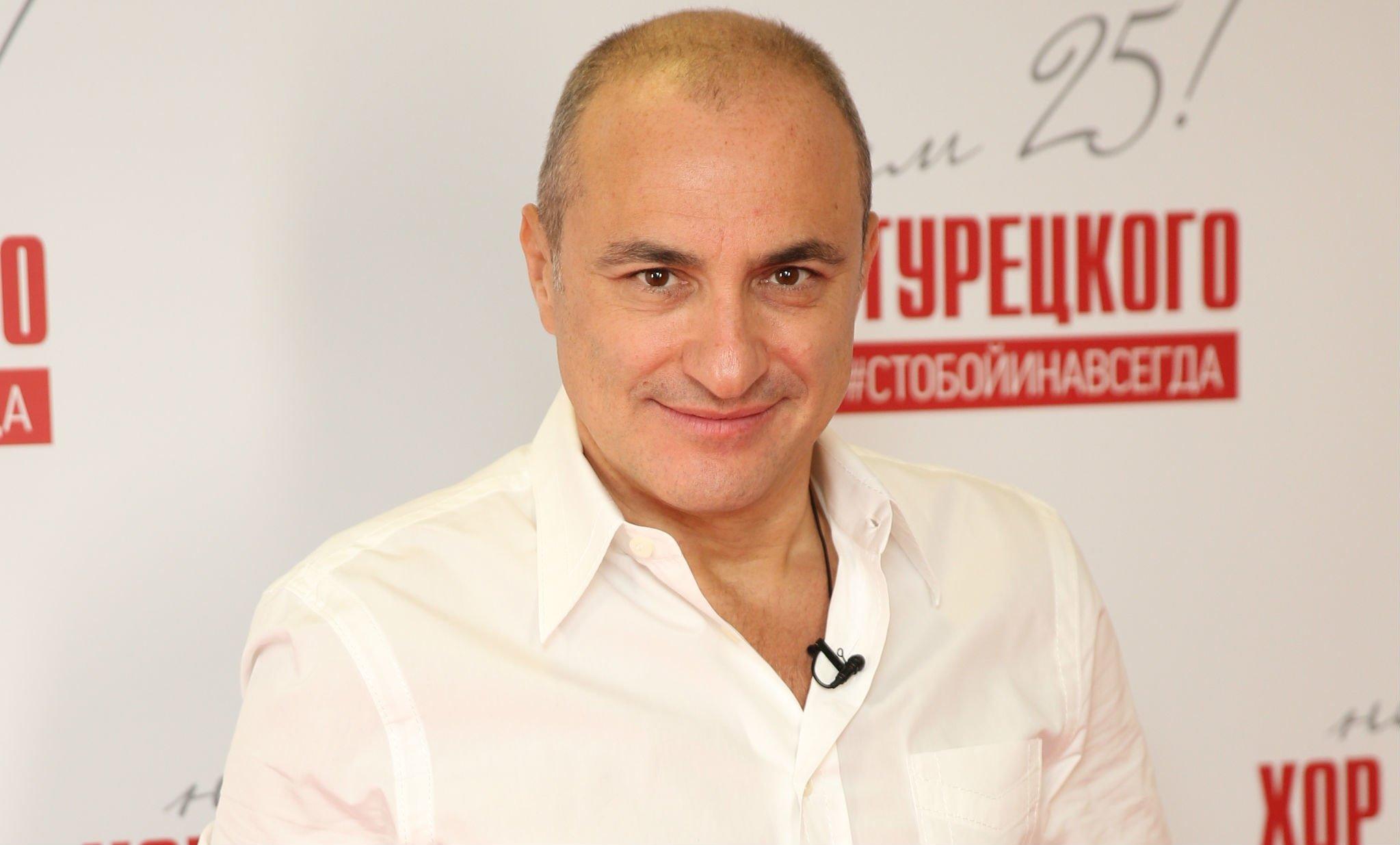 Михаил Борисович Турецкий - дирижёр, певец, основатель и продюсер арт-группы «Хор Турецкого» и « SOPRANO Турецкого»