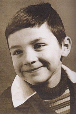 Михаил Турецкий в детстве