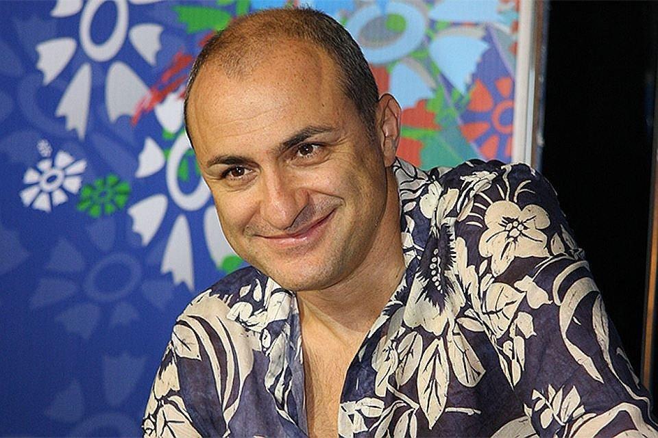 Михаил Турецкий - российский шоумен