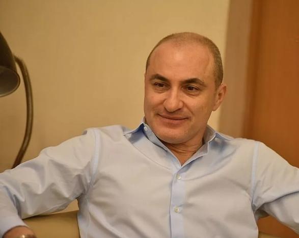Михаил Борисович  Турецкий - основатель и продюсер арт-группы «Хор Турецкого»