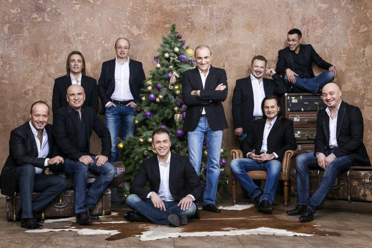 Хор Турецкого - новогодний концерт в Тюмене