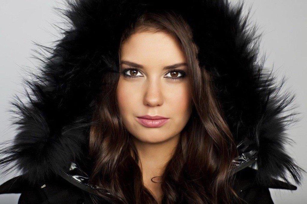 До всероссийской славы Агата работала моделью в Латвии