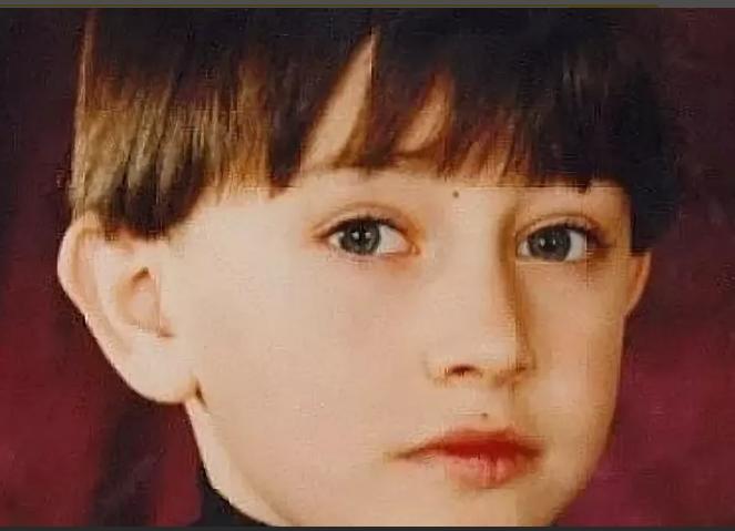 Прилучный Павел в детстве
