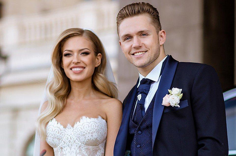 Рита Дакота и Влад Соколовский свадьба