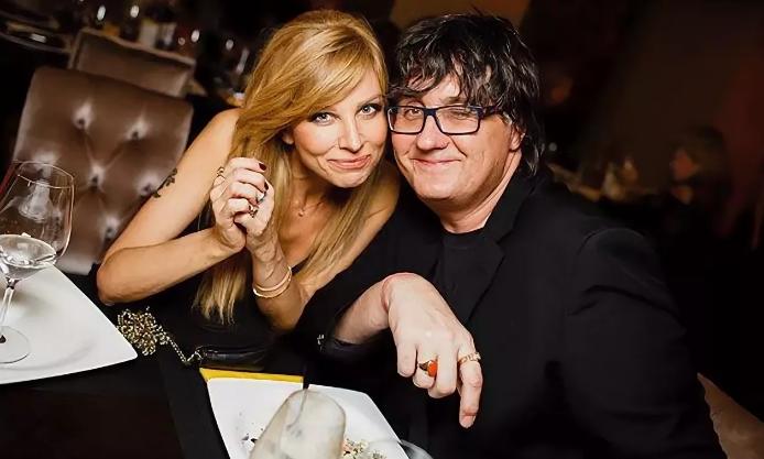 Ирина Нельсон (Тюрина) с мужем Вячеславом Тюриным