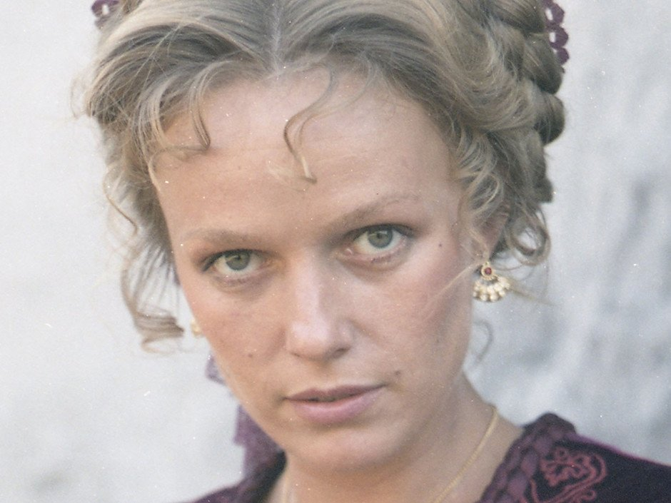 Наталья Андрейченко - Заслуженная артистка РСФСР - в молодости