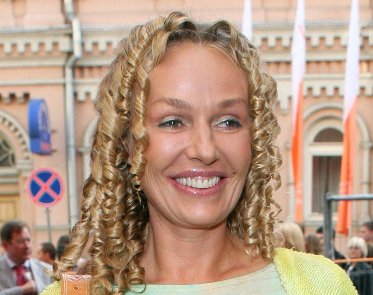 Наталья Андрейченко отпраздновала юбилей