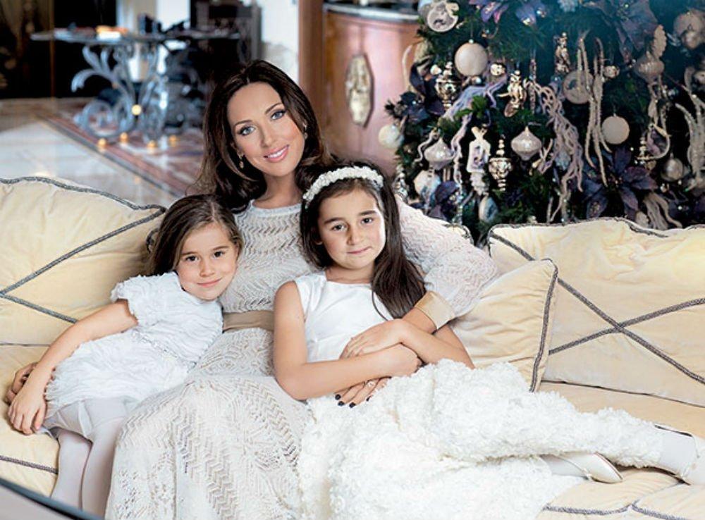 Алсу дала своим дочкам имена Сафина и Миккела