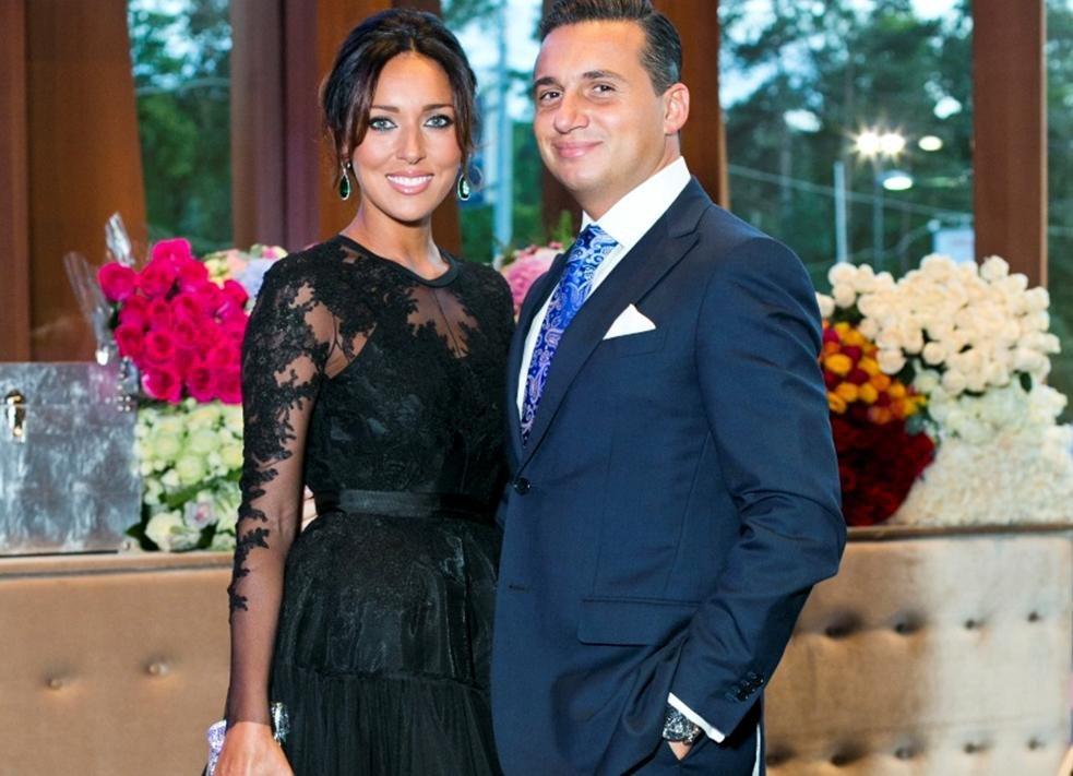 Алсу и ее мужа Яна Абрамов