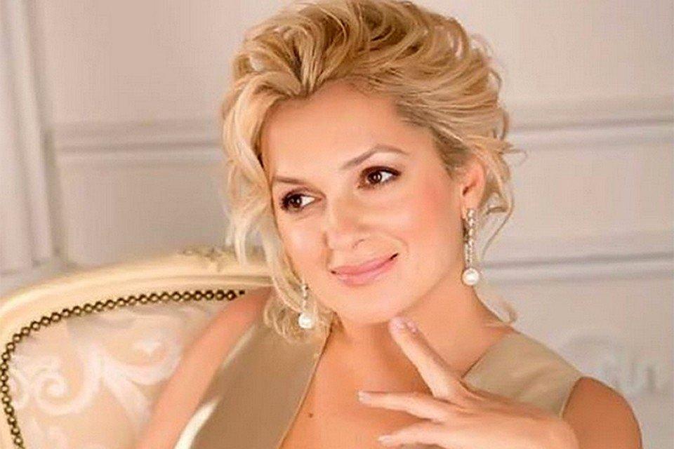 Мария Порошина - российская актриса театра и кино