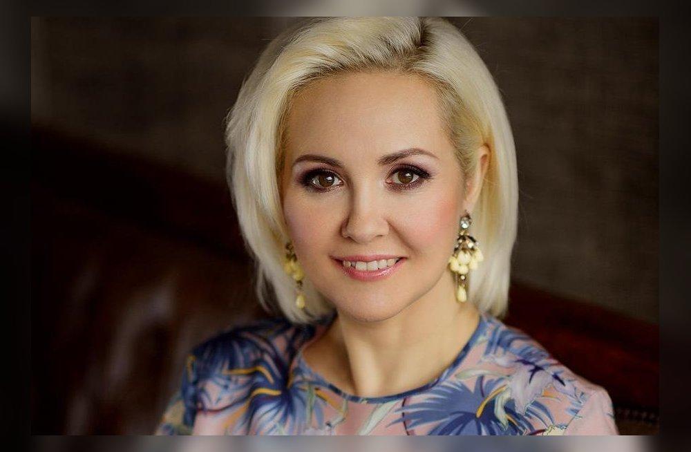 Василиса Володина - ведущий астролог страны