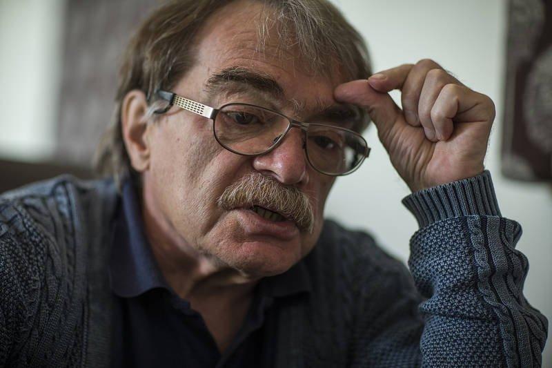 Александр Артёмович Адабашьян - Заслуженный художник РСФСР