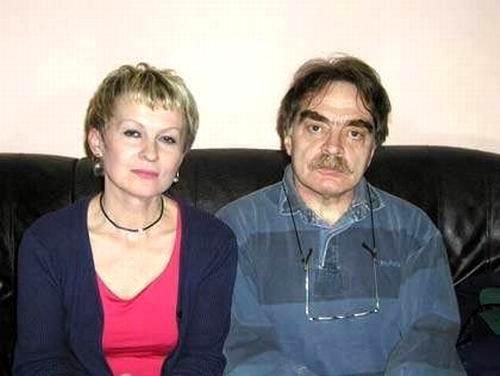 Адабашьян Александр с Екатериной Адабашьян