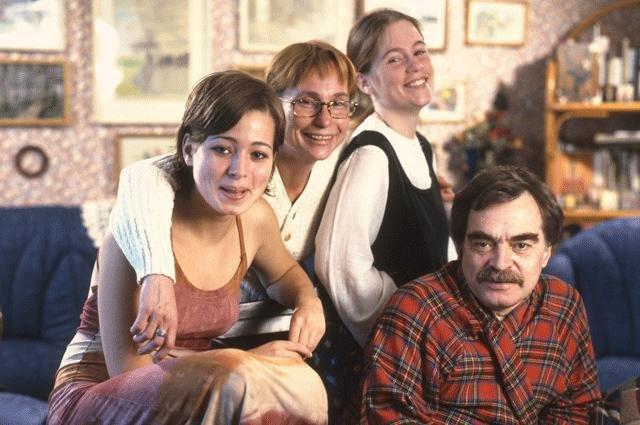Адабашьян Александр с женой и дочерьми