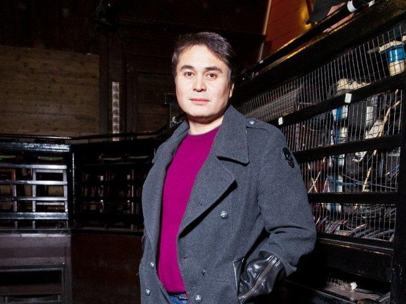 Арман Давлетьяров - ген.директор р музыкального канала Муз-ТВ