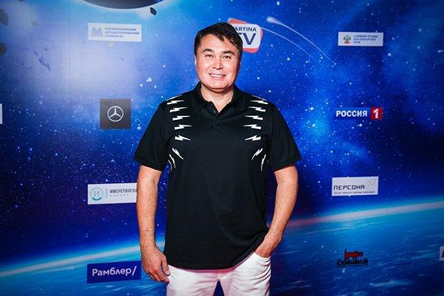 Давлетьяров Арман - директор ежегодной национальной телевизионной премии в области популярной музыки «Премия Муз-ТВ»