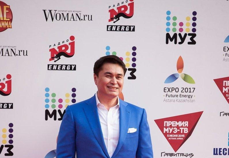 Арман Давлетяров - директор ежегодной  «Премия Муз-ТВ»