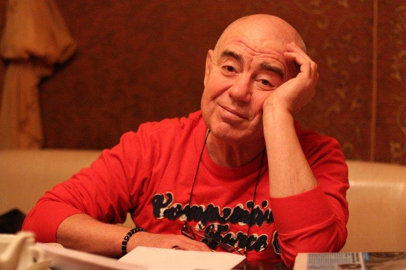 Магдьяш Валерий Александрович - российский актёр театра и кино