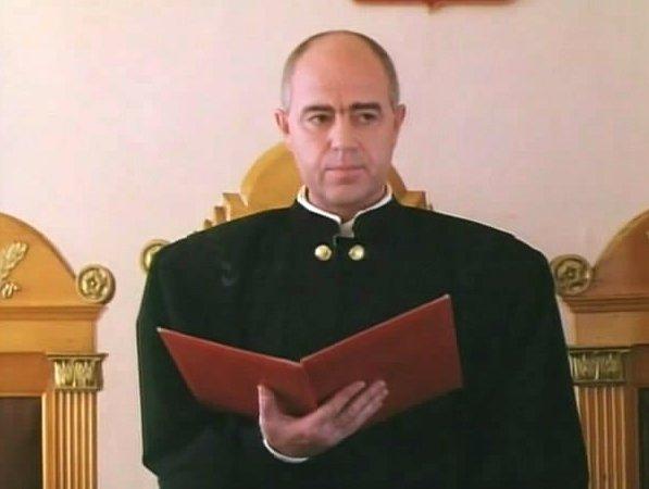 Кто, если не мы (1998) - Валерий Магдьяш в роли судьи