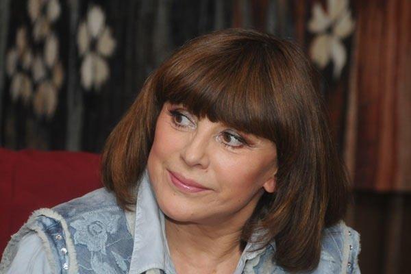 Наталья Варлей - телеведущая, поэтесса