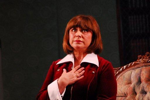 Наталья Варлей в театре