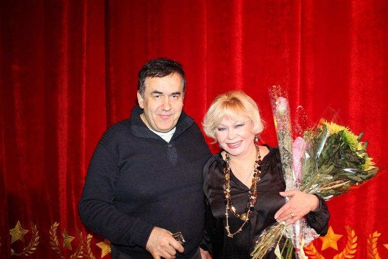 Ольга Богданова в театре