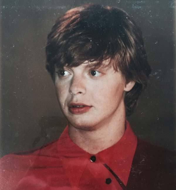 Андрей Григорьев-Апполонов в молодости