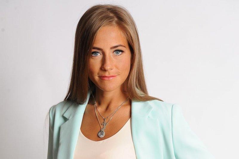 Юлия Геннадиевна Барановская - популярная российская журналистка, телеведущая