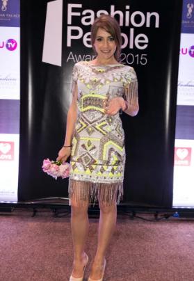 Юлия Барановская стала ведущей ежегодной премии «Fashion People Awards».