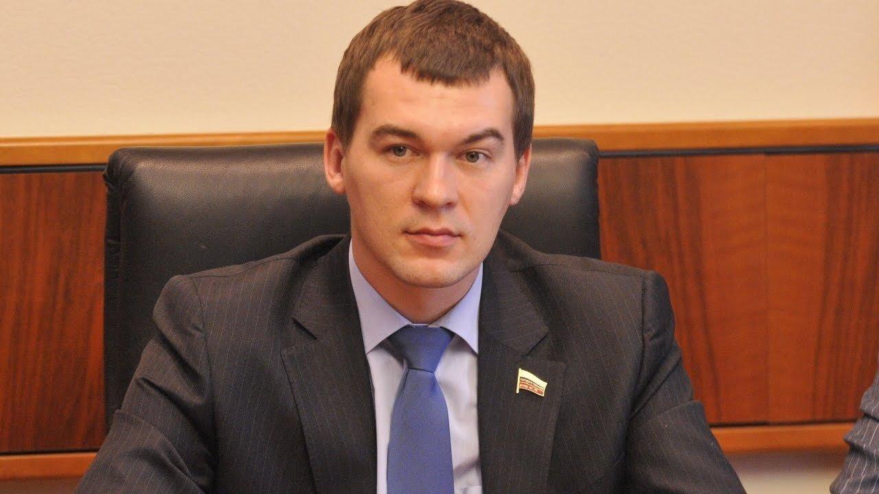 Политическую карьеру Михаила Дегтярева можно назвать стремительной