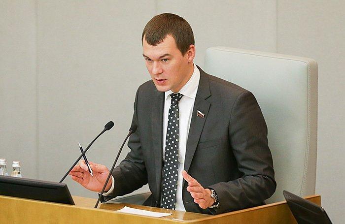 Михаил Дегтярев открыл Всероссийский молодежный форум в Москве