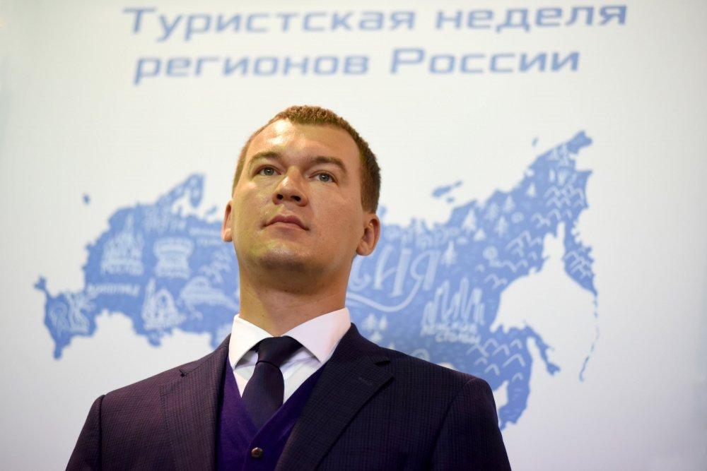 Михаил Дегтярёв считает, что Москве нужно министерство туризма